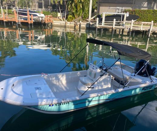 Fishing Boat Rental Marco Island Florida