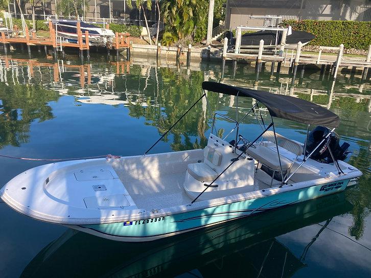 Fishing Boat Rental Marco Island
