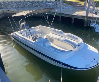 Deck Boat Rental Marco Island