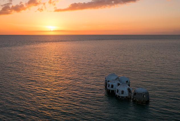 Marco Island Dome Homes