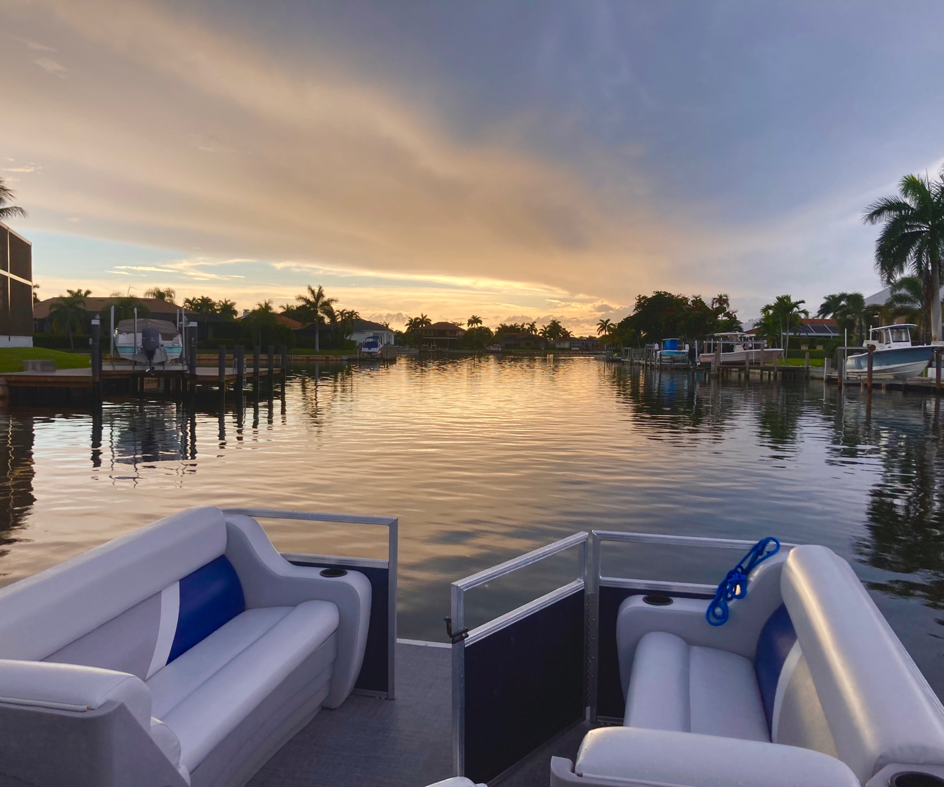 Marco Island Canal