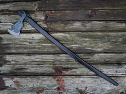 Viking Type Y Axe