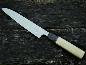 Japanese D-Handle Petty Knife