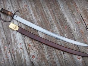 American Revolution Hanger Sword