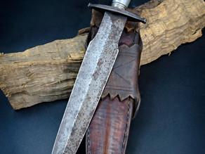 Broken lance dagger Available