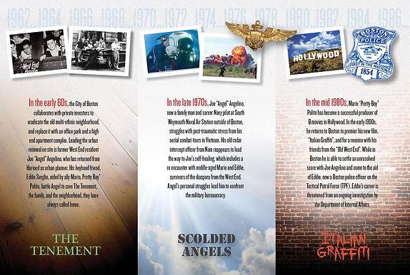 Tri-Fold #10 Brochure Inside