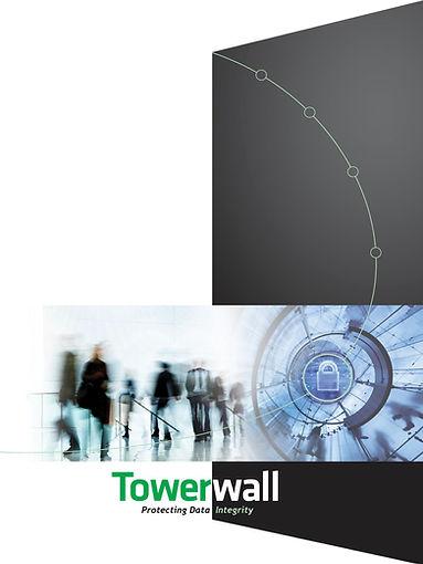 Folio Cover Design Towerwall
