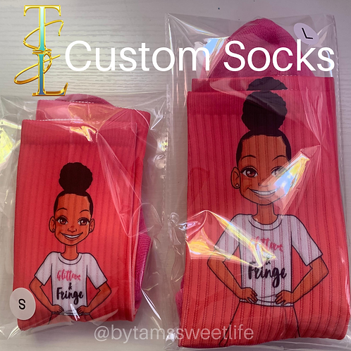 Sweet Socks - CUSTOM