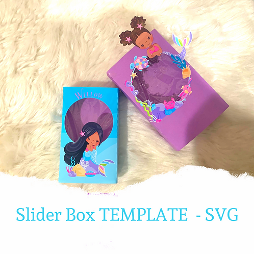 SLIDER BOX TEMPLATE   -  SVG ONLY