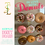 Thumbnail: Customized with VINYL (Removable) Donut Board -  9 Donuts