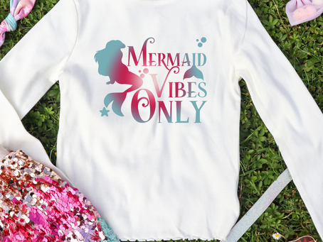 Mermaid Vibes Only Free File