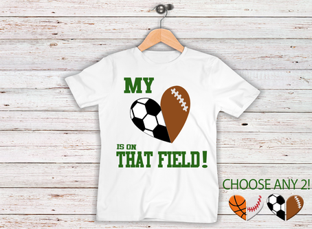 MY HEART IS ON THAT FIELD/COURT! - FREE FILE