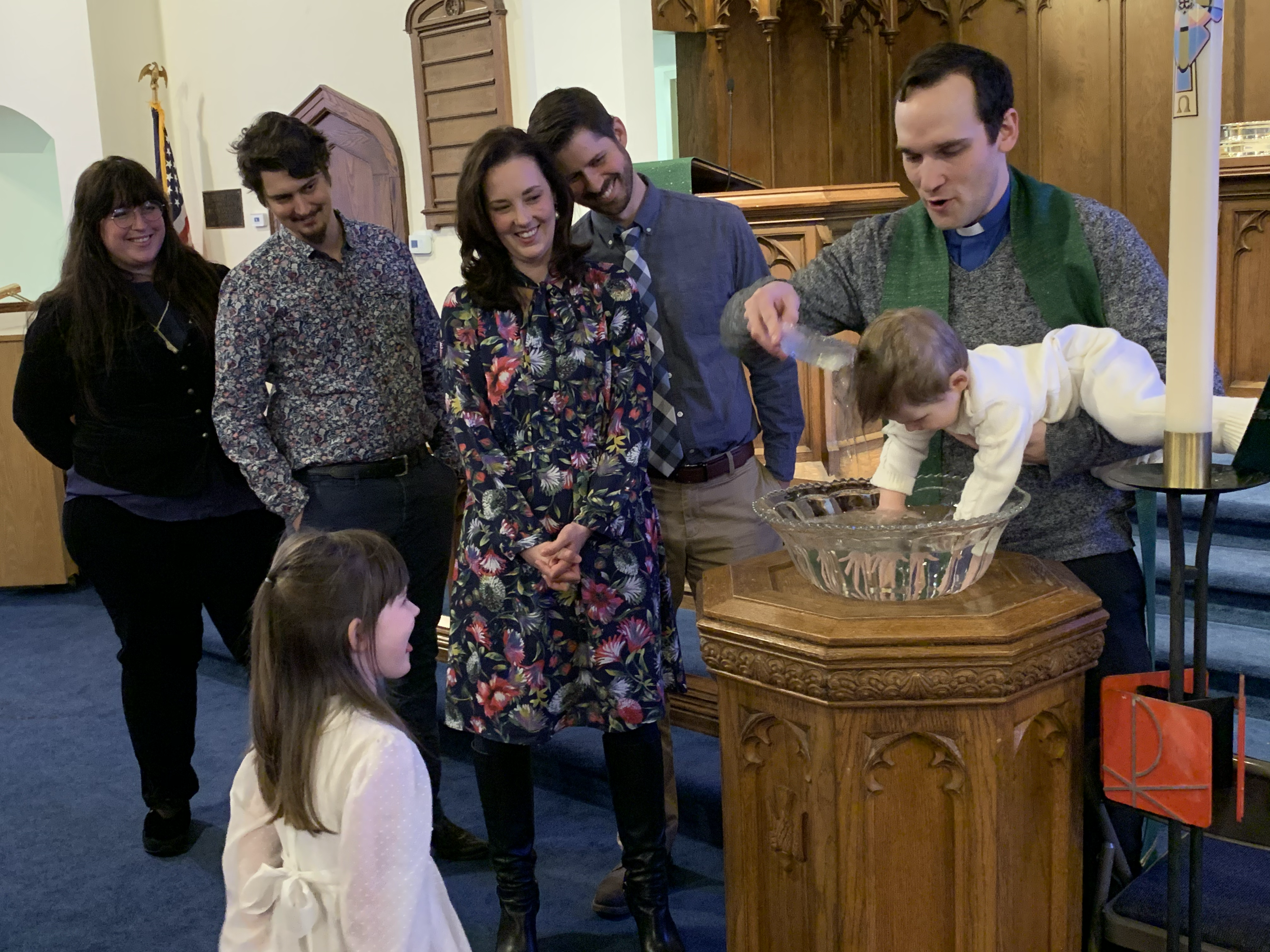 Baptism January 2020