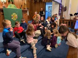 Children's Sermon Time