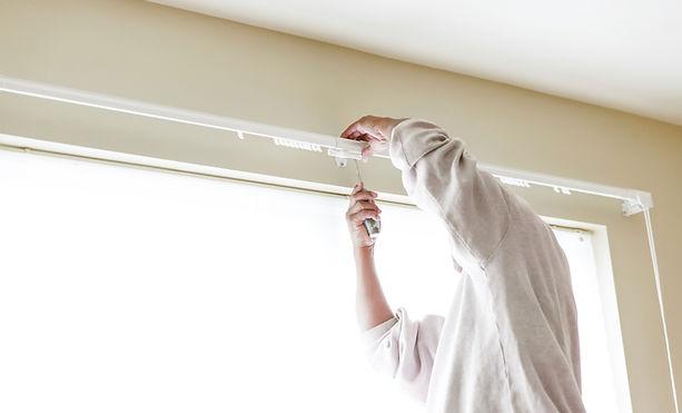 Pintor de casa vuelve a instalar un RM b