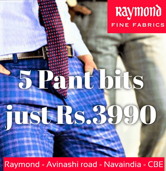 Pant Fabrics on Discount Sale