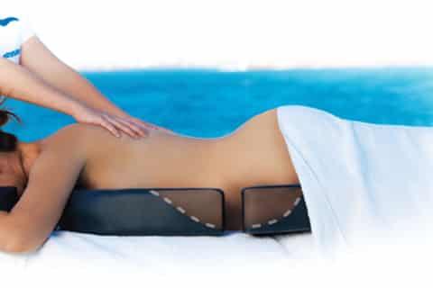 Pregnancy Back Massage
