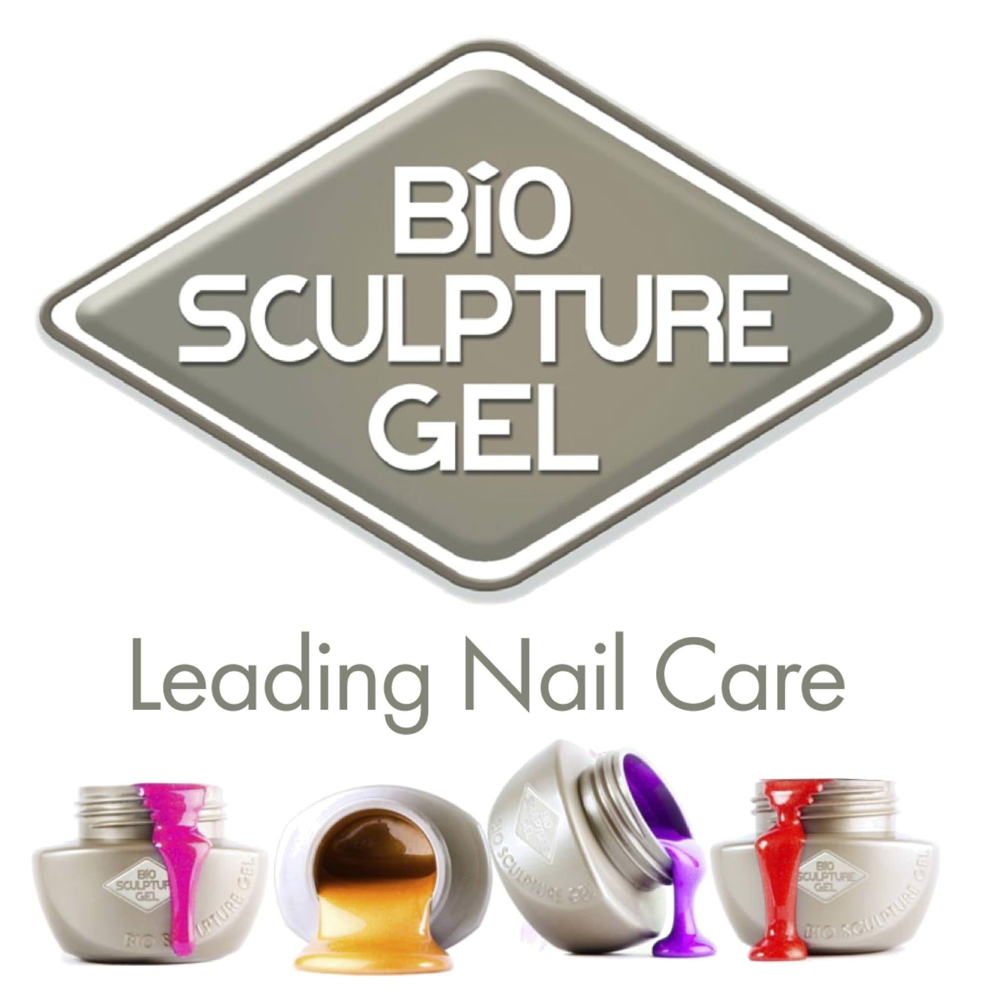 Bio Sculpture Gel Nails off/on