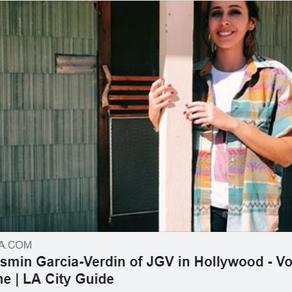 VoyageLA Magazine Interview