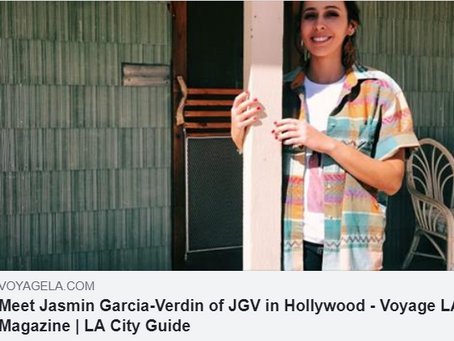 VoyageLA Magazine Interview