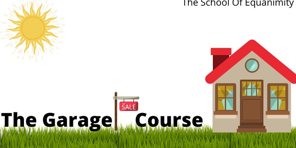 FREE BONUS Garage Sale Program Webinar