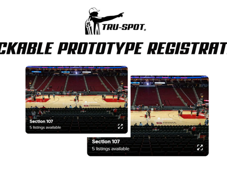 Subscribe To Our Blog To Be One Of The First 300 People to View The Clickable Prototype