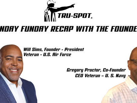 Ep 02 - Sunday Funday Recap Discussion with the Founders of Tru-Spot