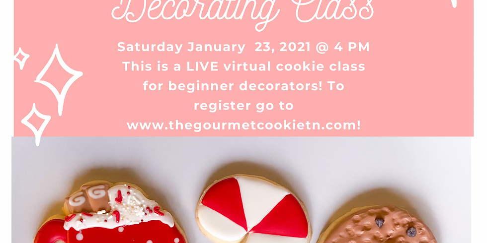LIVE - Virtual Cookie Decorating Class (1)