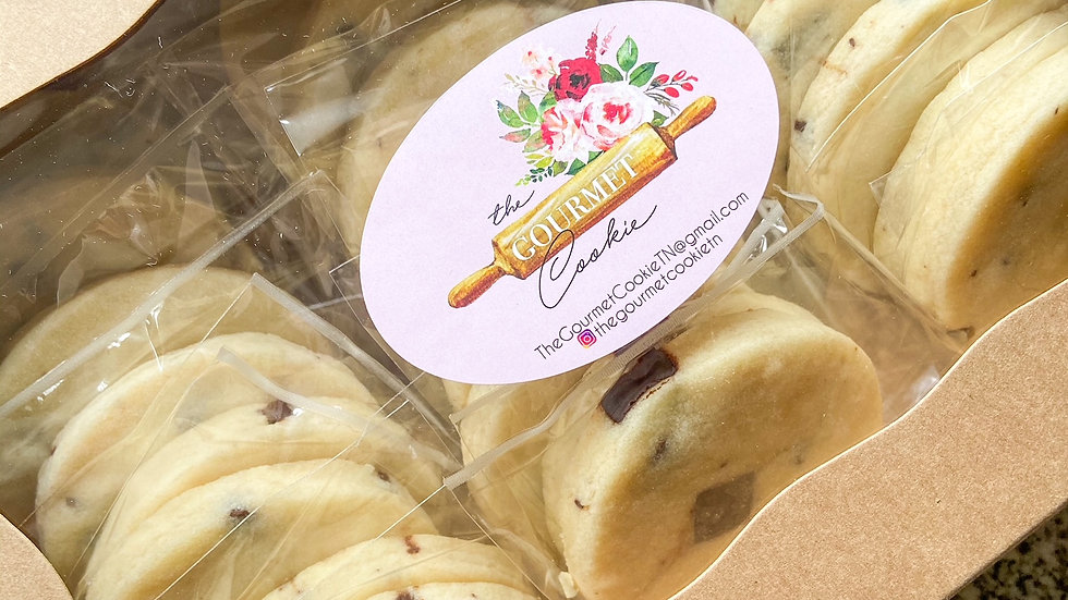 Shortbread Cookie Dozen
