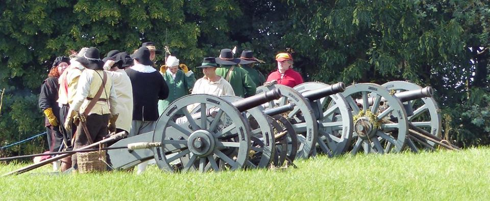 Artillery formed in Battery