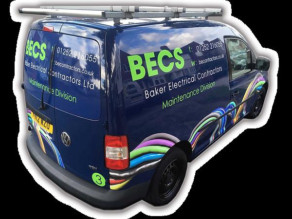 BECS Bakers Electrical Contractors Maintenance Service