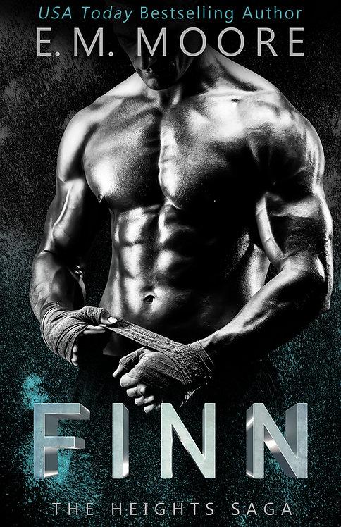 Finn Signed Paperback