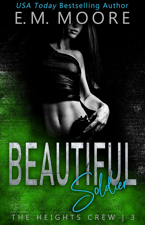 Beautiful Soldier- signed paperback