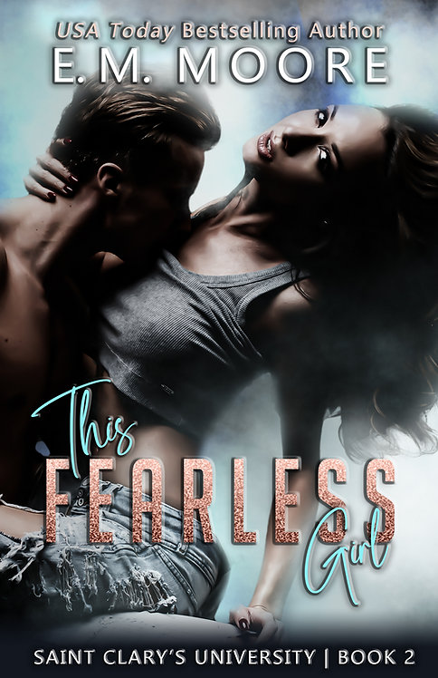This Fearless Girl Signed Paperback
