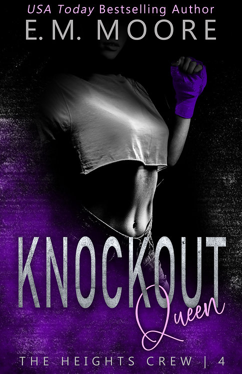 Knockout Queen Signed Paperback