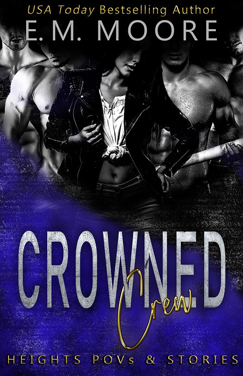 Crowned Crew Signed Paperback