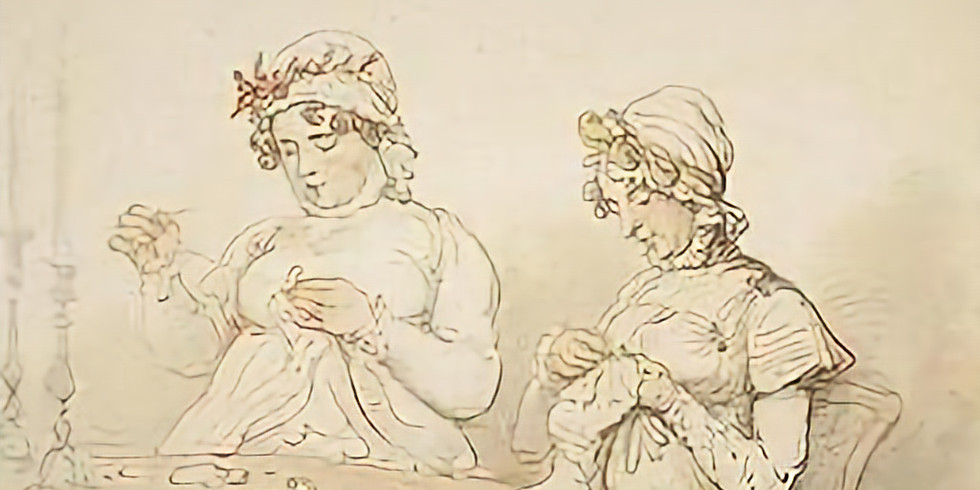 Crafting with Jane Austen