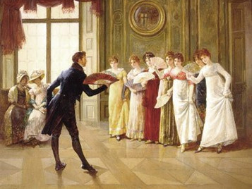 Dancing and Revelry with Jane Austen