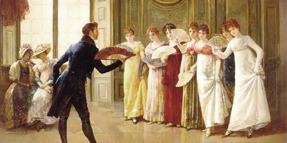 Dancing with Jane Austen
