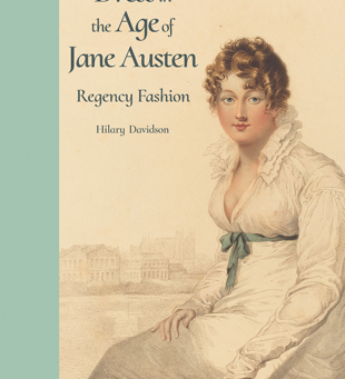 Dressing with Jane Austen, July 9th at 5pm EDT