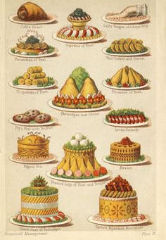 Jane Austen Inspired Recipes from Eating with Jane Austen