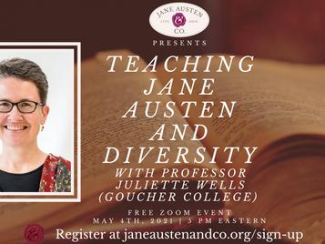 Teaching Jane Austen and Diversity: A Bibliography