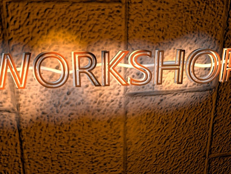 """""""Light Your Own Fire"""" Workshop - Fall 2019"""