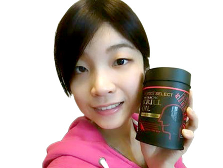 無重金屬疑慮,更富含天然的抗氧化物-蝦紅素,具有青春美麗的效果!