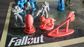 Fallout Nanoforce Series 1 Boxed Volume 1