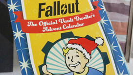 The Official Vault Dweller's Advent Calendar by Insight Editions