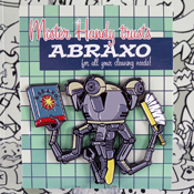 Abraxo Cleaner (Mr. Handy) Pin of the Month by Bethesda Gear