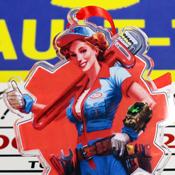Women of Fallout ornament set by Bethesda Gear