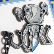 Mr. Handy Pin of the Month by Bethesda Gear