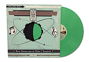 Radio Selections from the Fallout 3 Soundtrack LP (Art Deco Green Vinyl) by SPACELAB9